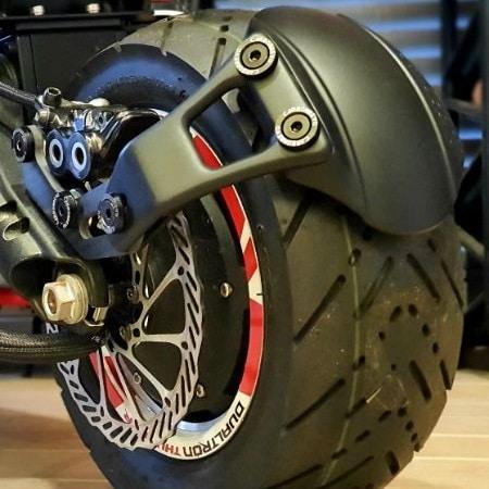 Sistema de frenos - Minimotors Dualtron Thunder