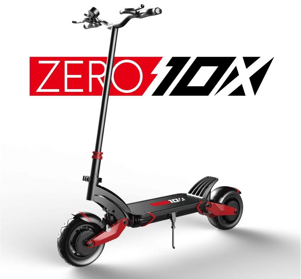 Zero 10x Monopatin electrico argentina